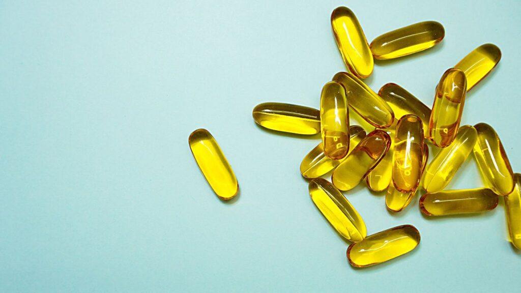 مصرف ویتامین دی