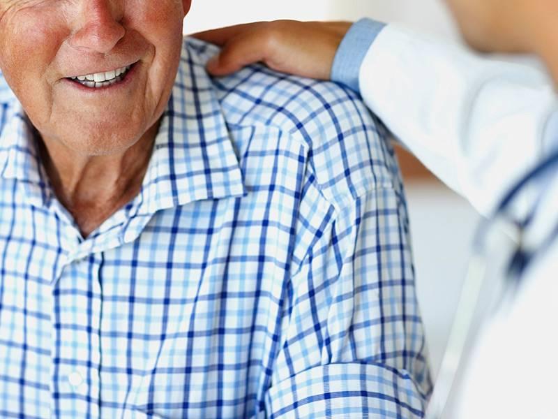درمان بزرگی غده پروستات