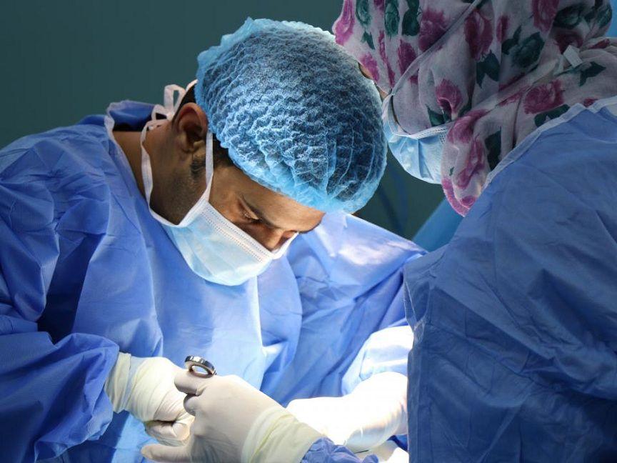 جراحی هیدروسل بیضه