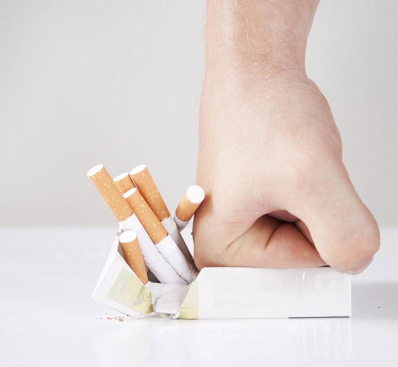 سرطان مثانه با سیگار