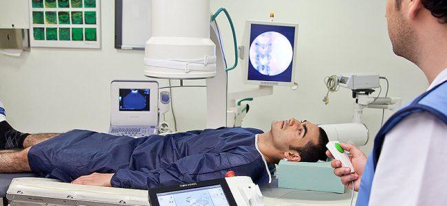 سنگ شکنی برون اندامی با دستگاه ESWL