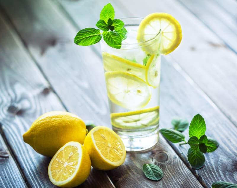 لیمو و نعناع