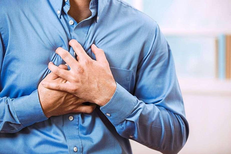 تاثیر بیماری قلبی بر درد پهلو